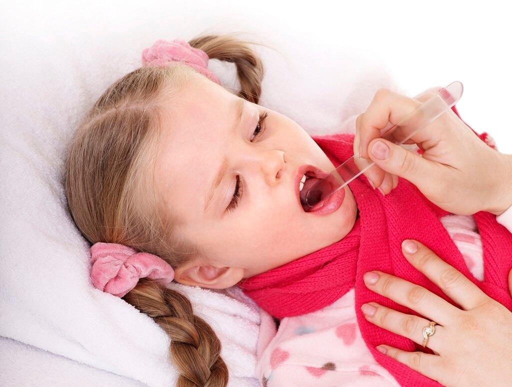 Острый аденоидит у детей